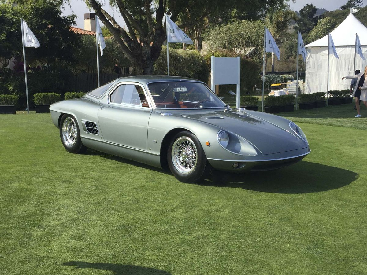 1964 ATS 2500 GTS Coupé