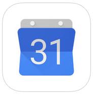 Google Calendar for iOS