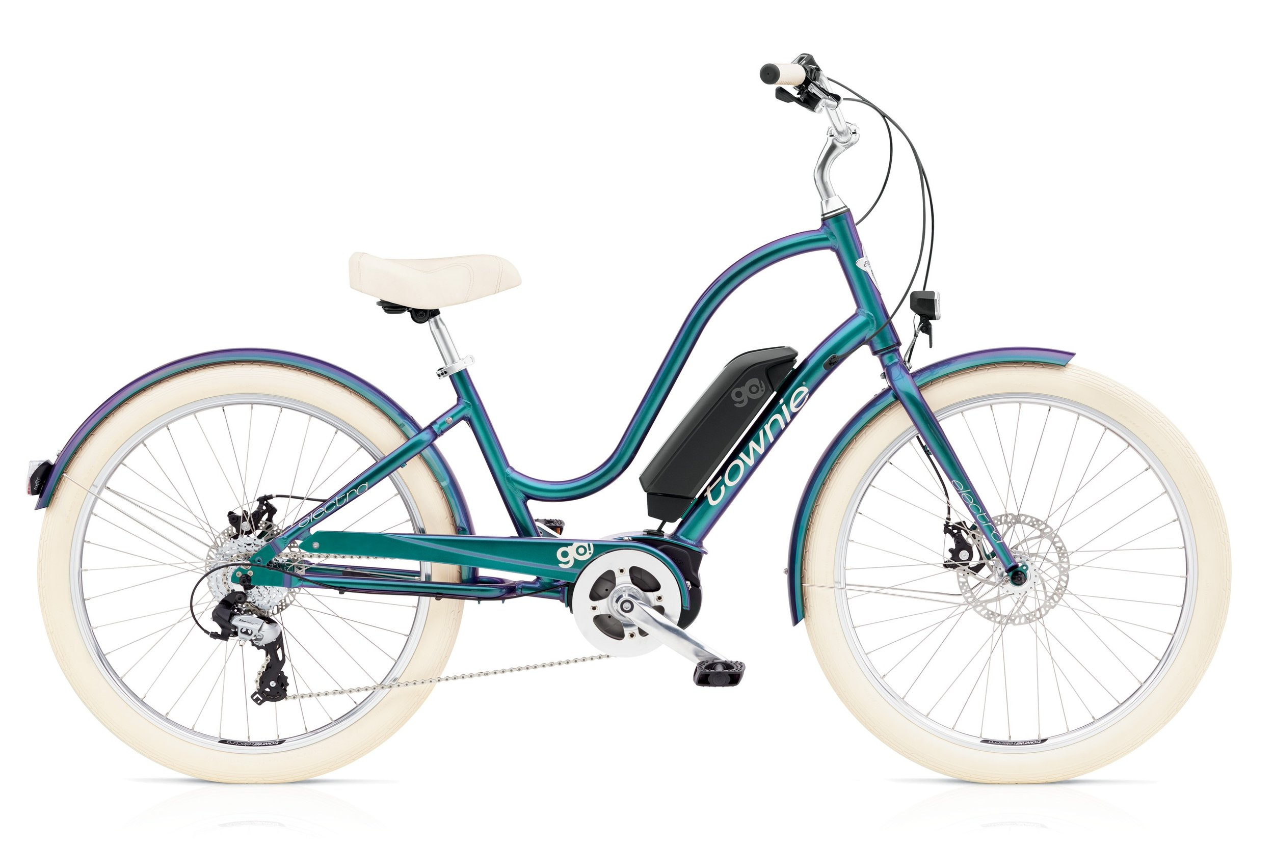 Electra Townie Go! 8D -
