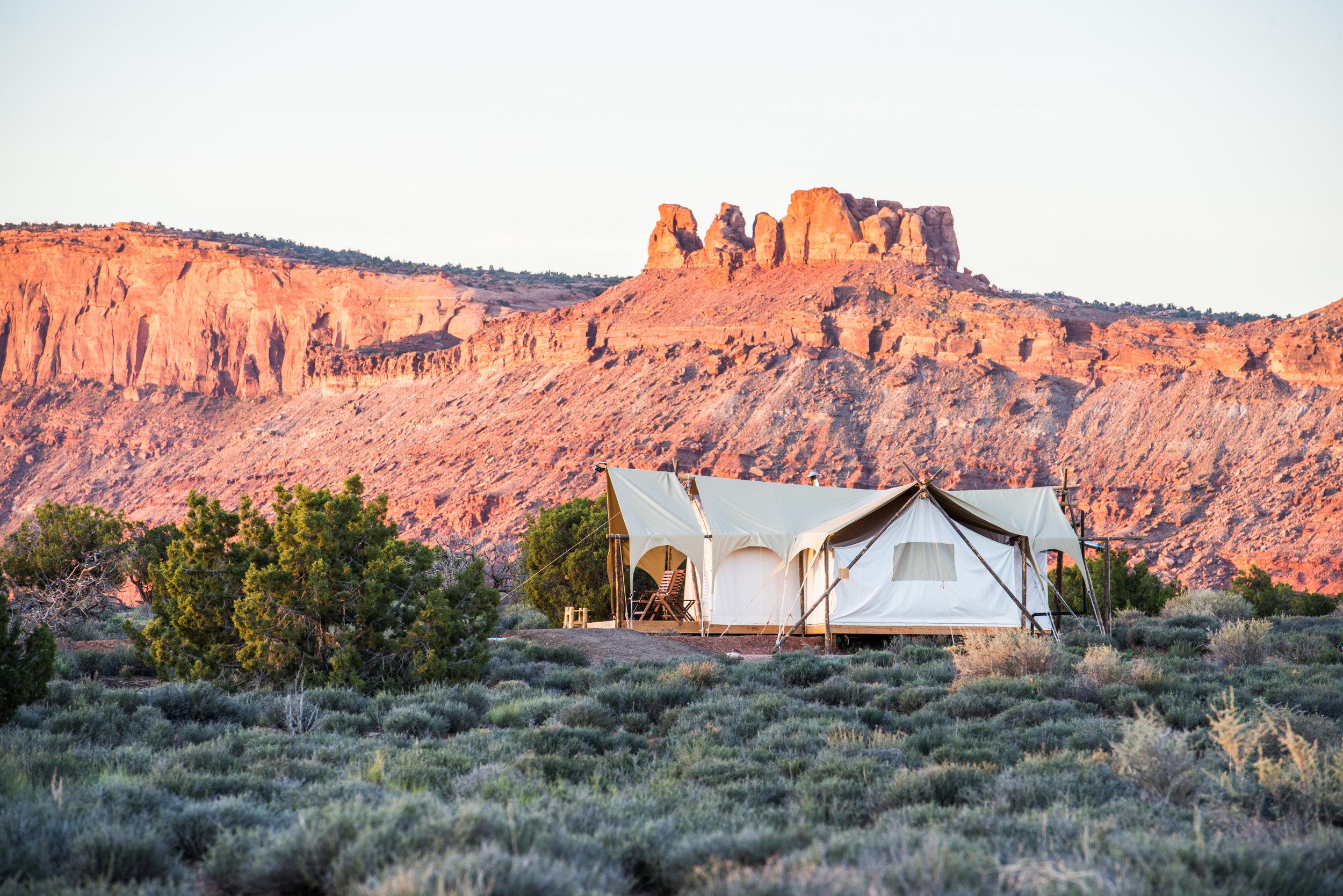 Copy of Under Canvas - Moab, Utah