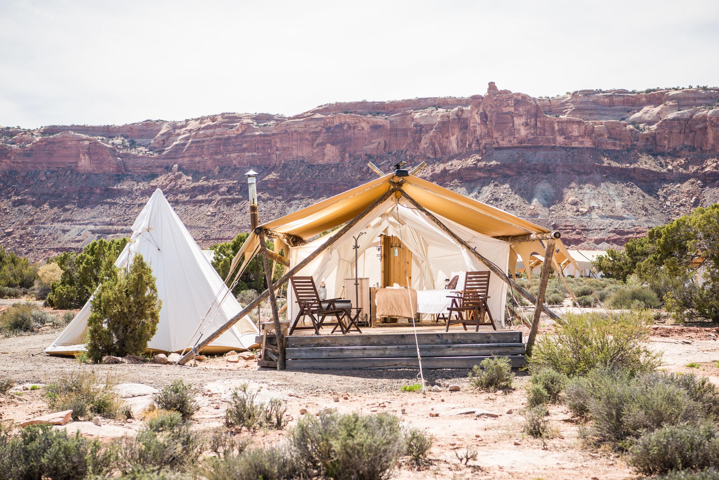 Under Canvas - Moab, Utah