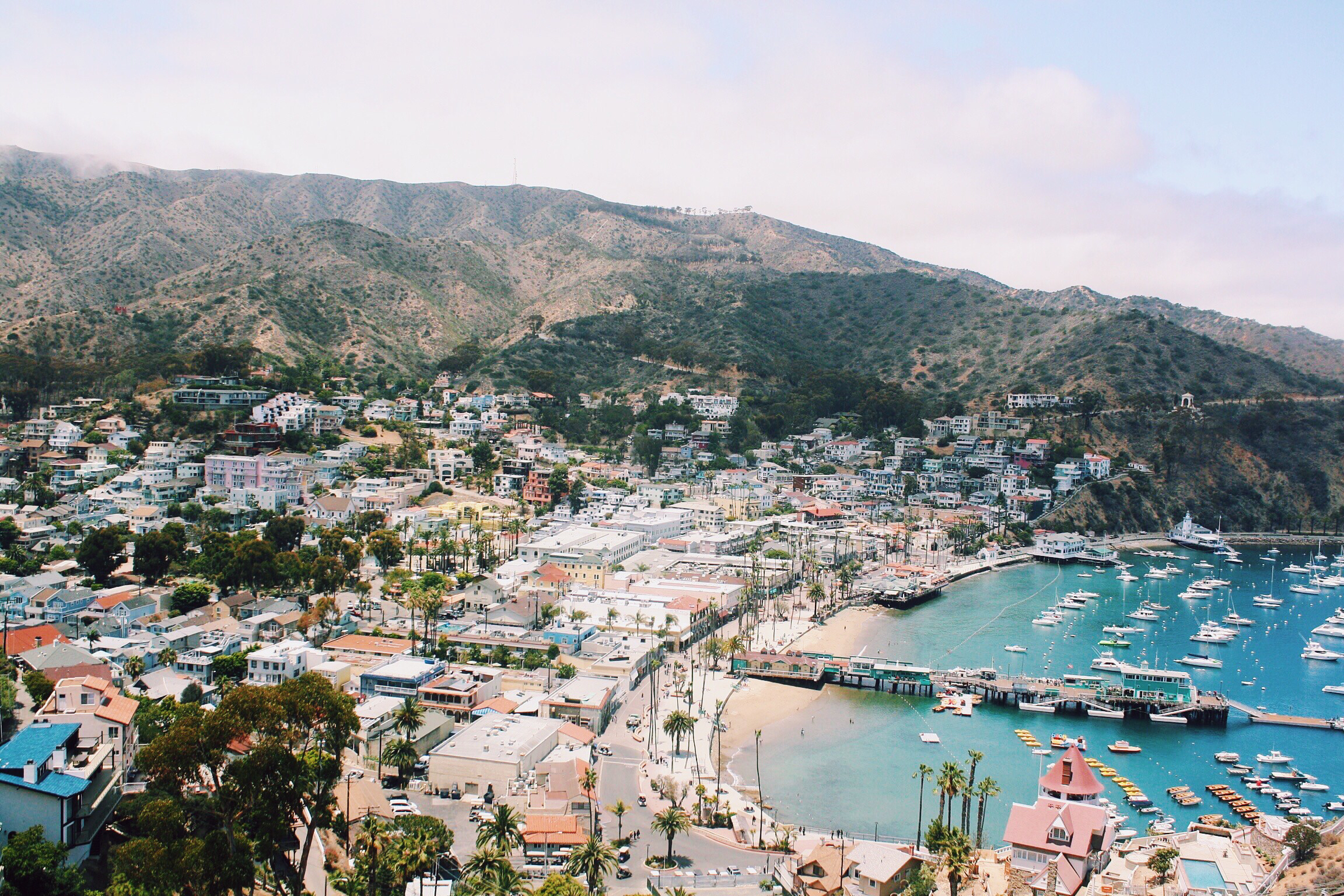Catalina, California