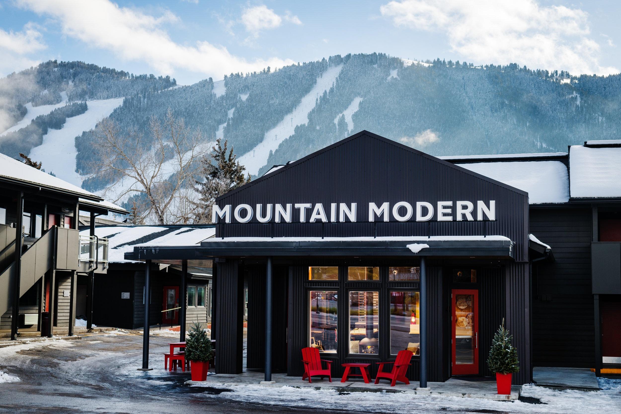 Copy of Mountain Modern - Jackson Wyoming