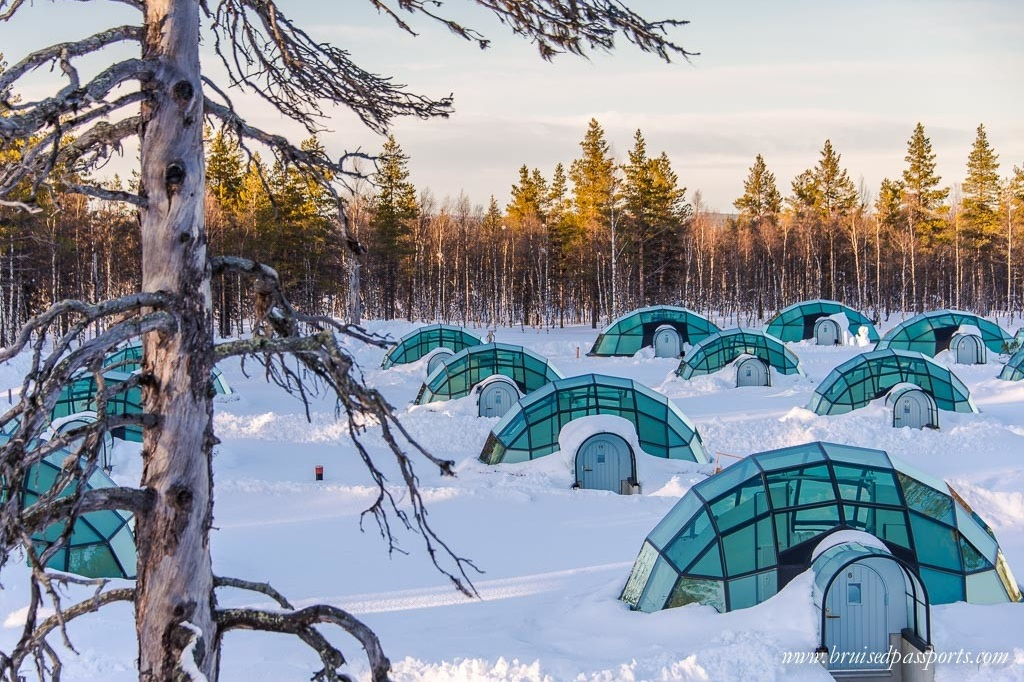 Copy of Kakslauttanen - Saariselkä, Finland