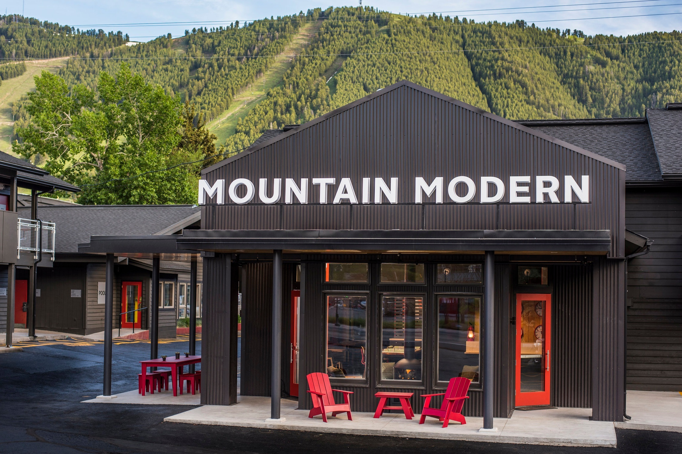 Mountain Modern - Jackson, Wyoming