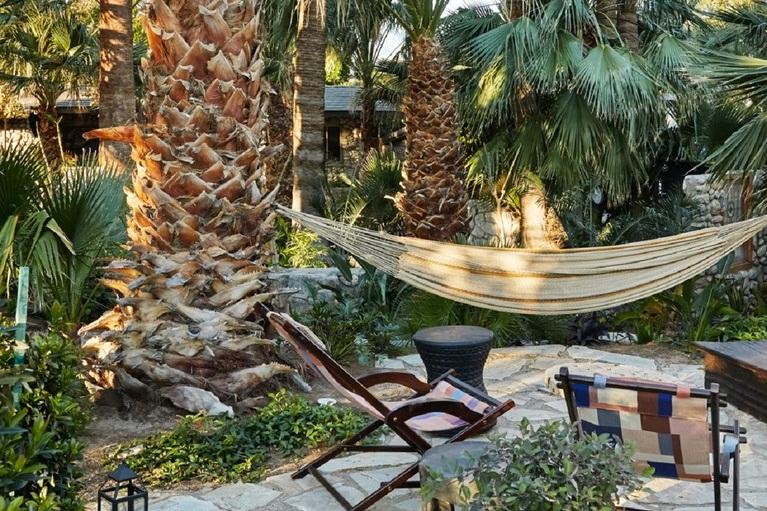 Two Bunch Palms - Desert Hot Springs, California