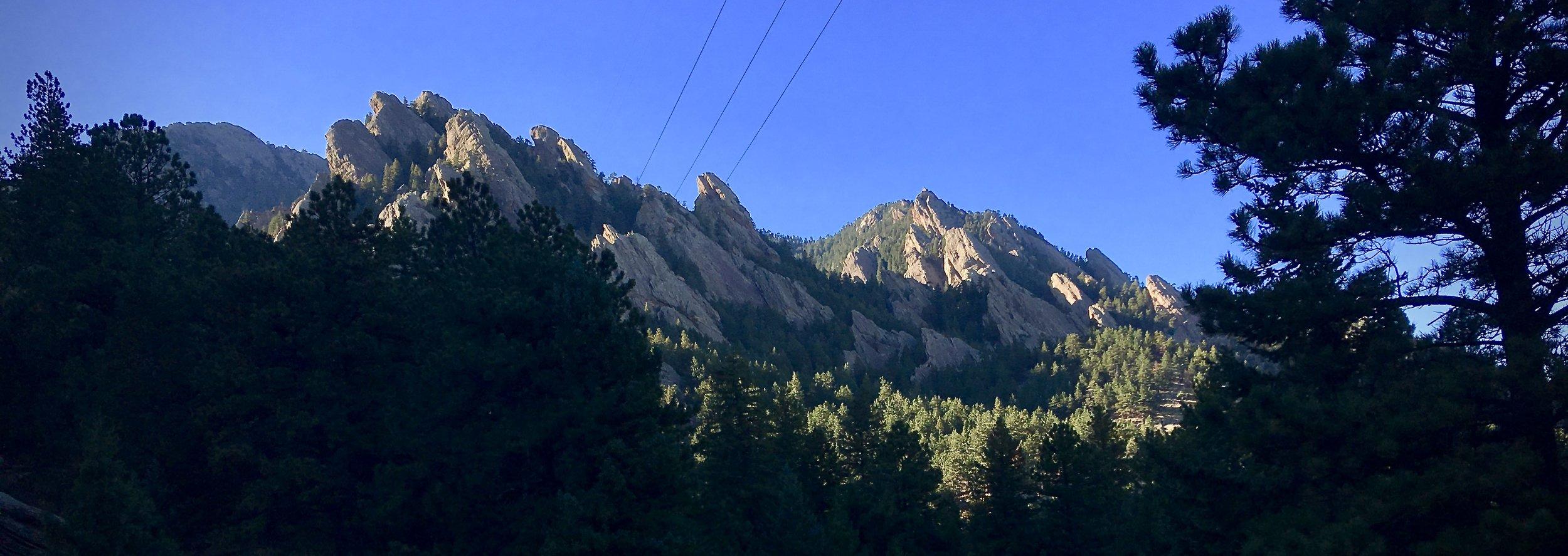 - Boulder, CO