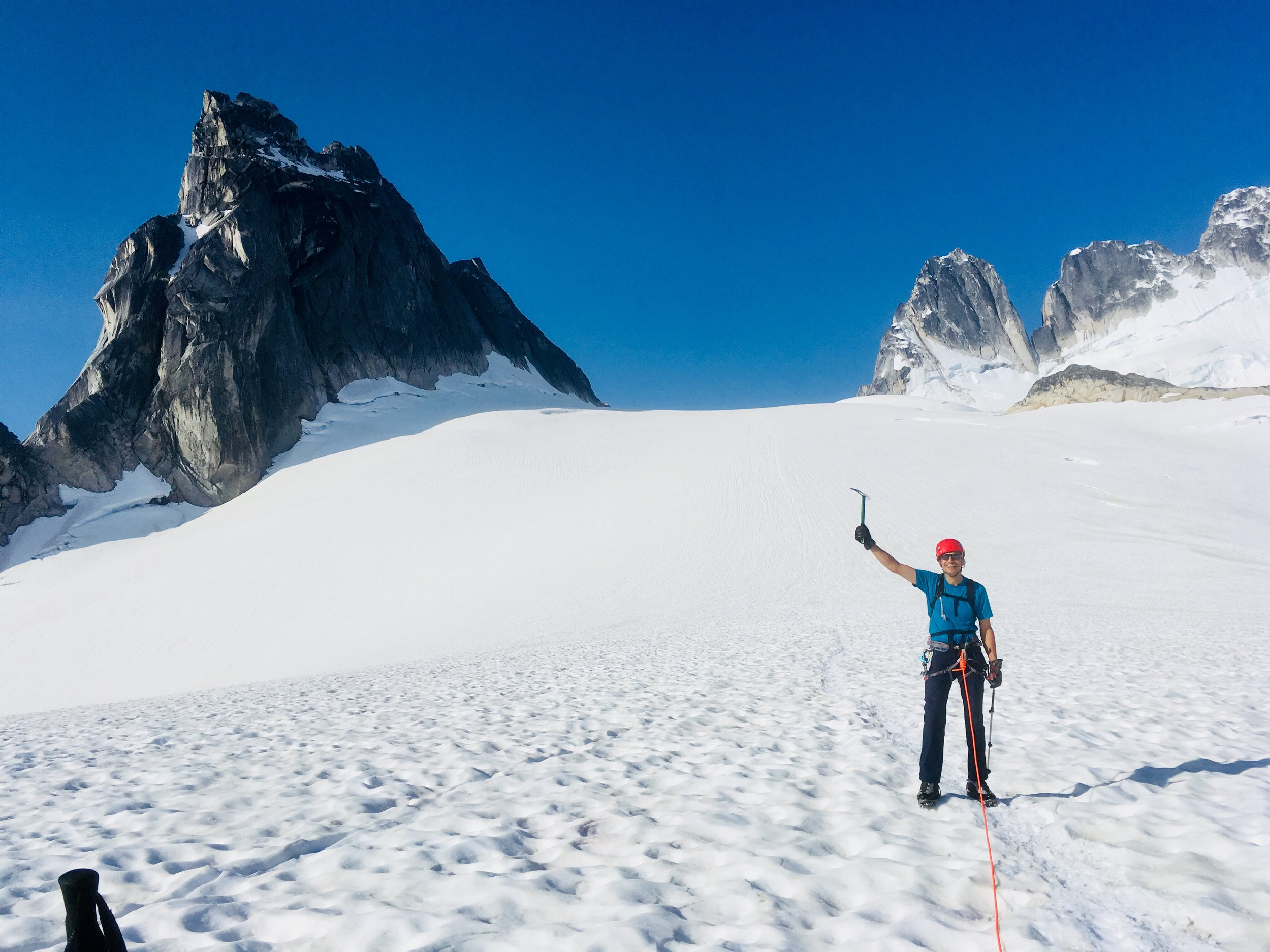 - The Bugaboos, BC