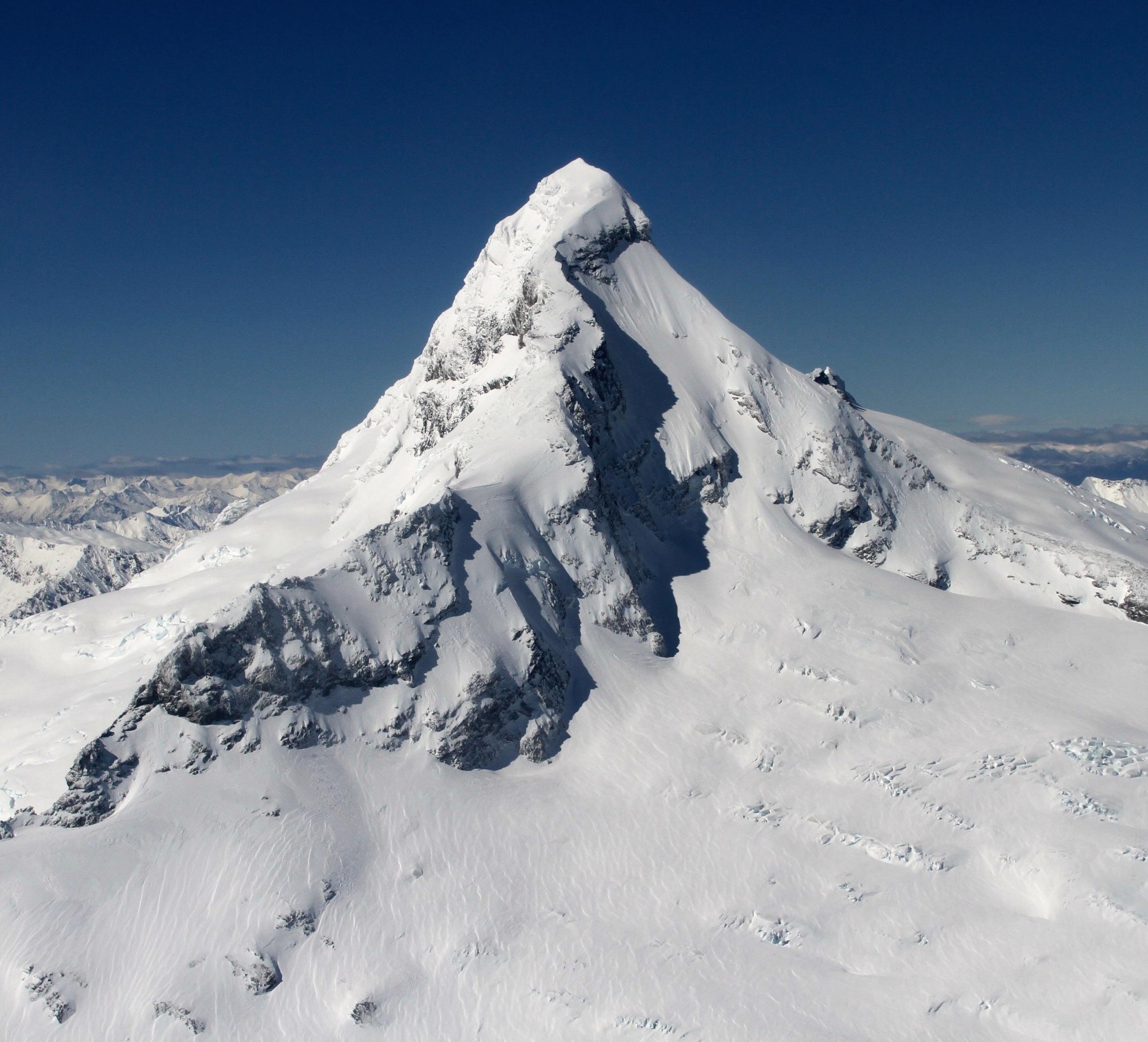 - New Zealand Alps