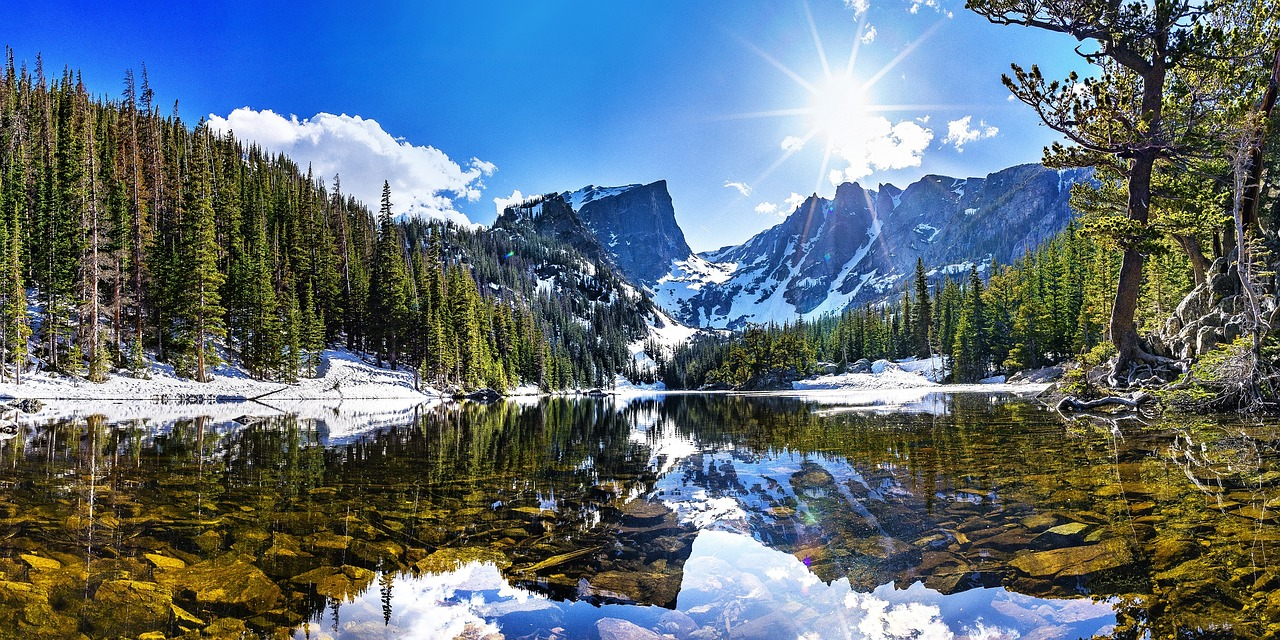 - Rocky Mountain National Park