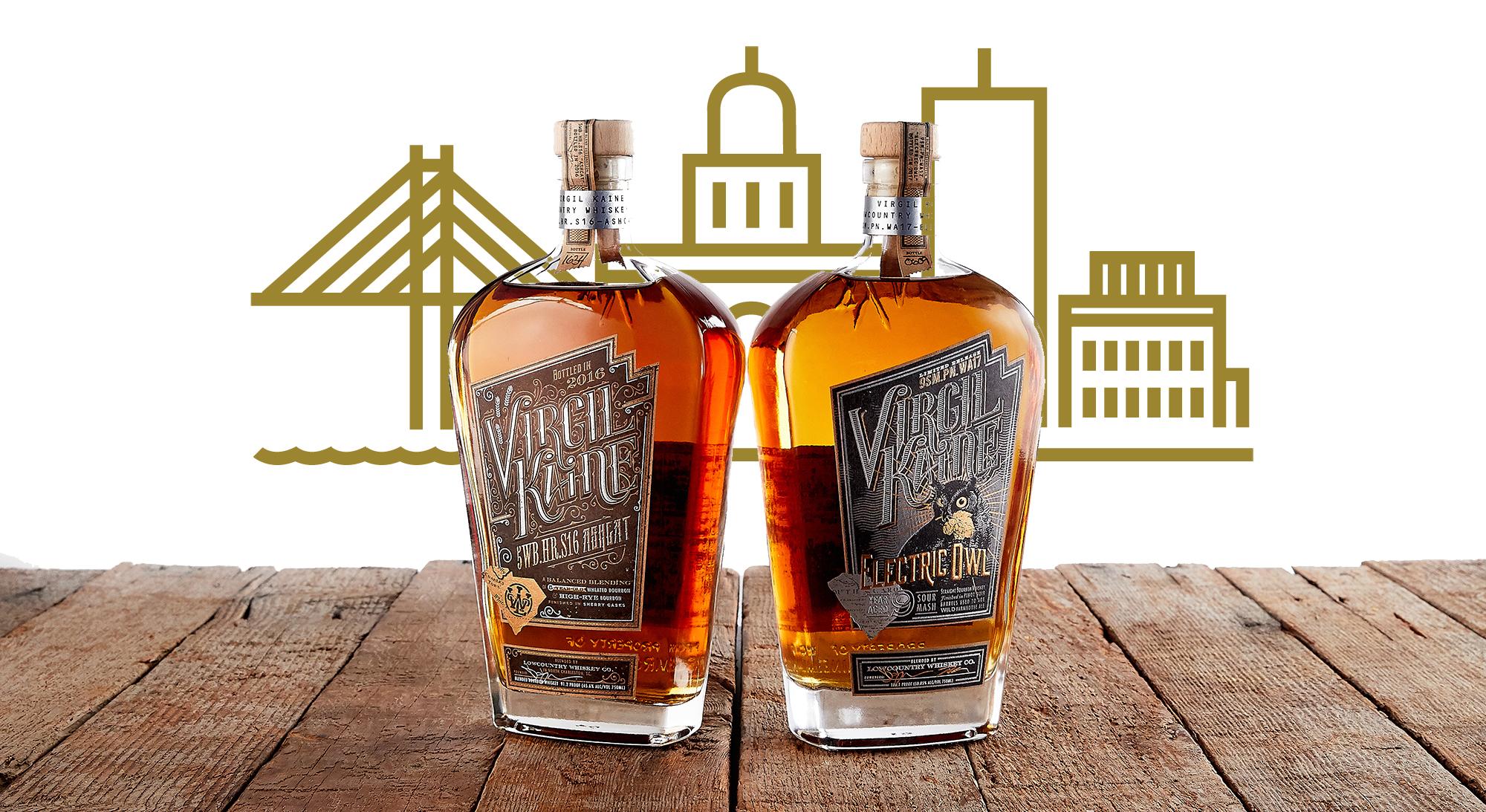 virgil kaine whiskey