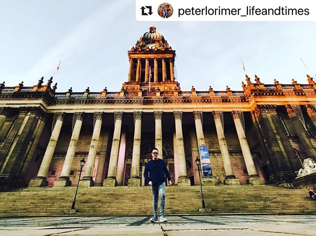 #Repost @peterlorimer_lifeandtimes repost from my new life, family and everything BUT business IG page... ・・・ Leeds Town Hall. - I snapped this photo last year when I was sending my mother off at her funeral last year. This picture means so much to me because this is a building I have stood in front of countless times as a boy, even played in there with bands. Lord knows I have staggered past it in my youth with a skin full of Tetleys and last year I wanted to pay it homage as I have no idea when I might see it again. - Over the next few weeks and months I am sure I will be sharing many more moments as I snapped and videoed everything of course. Now that I have this page I finally have a home for it all and I am glad I can share it with you. If someone in Leeds could have a pint for me this weekend I would be grateful 🍺. - #leeds #leedstownhall #theheadrow #theheadrowleeds #yorkshiremaninla #imissyoumum ❤️