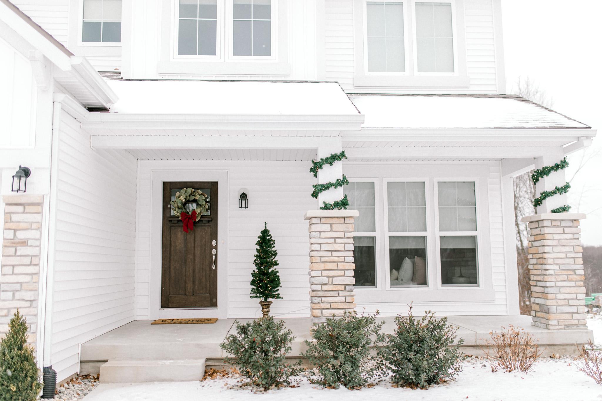 My Home for the Holiday's | Minimalism | Christmas Decor | Pottery Barn Christmas
