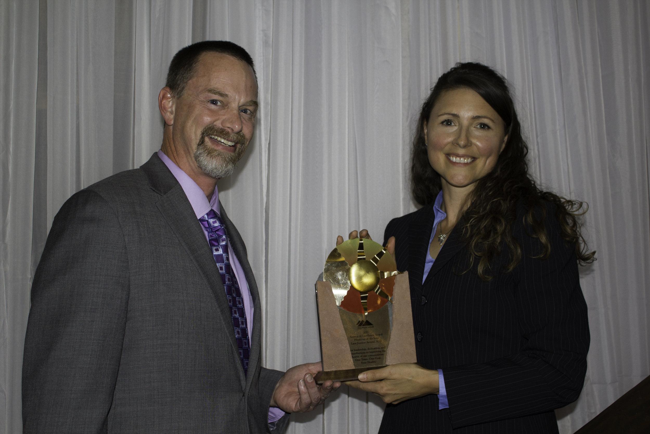 2017 Dr. Arndal Award.jpg
