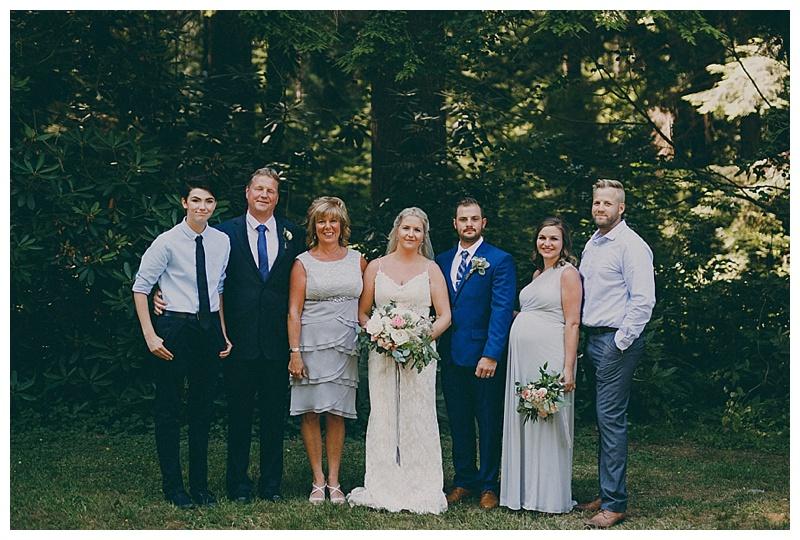 whonnock lake wedding photographer