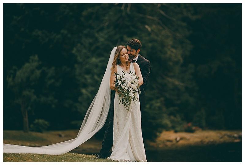 wedding photographer in langley
