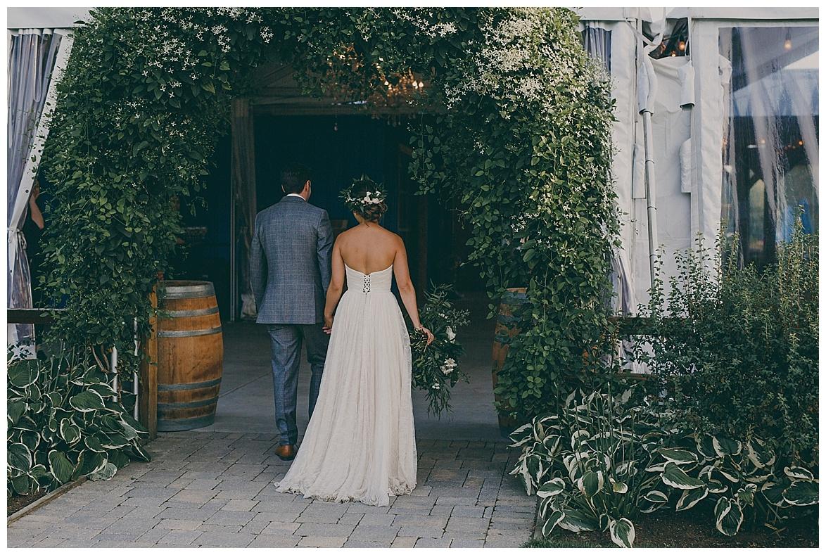 wedding at krause berry farms