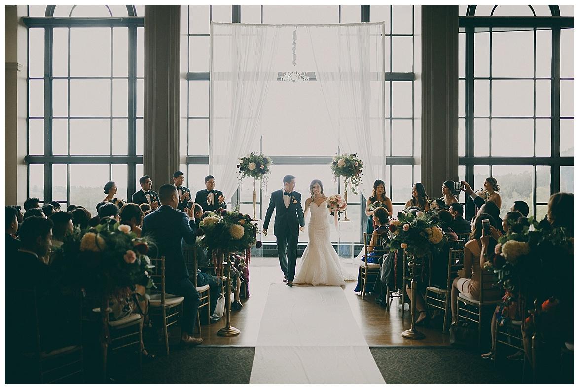 swaneset bay wedding