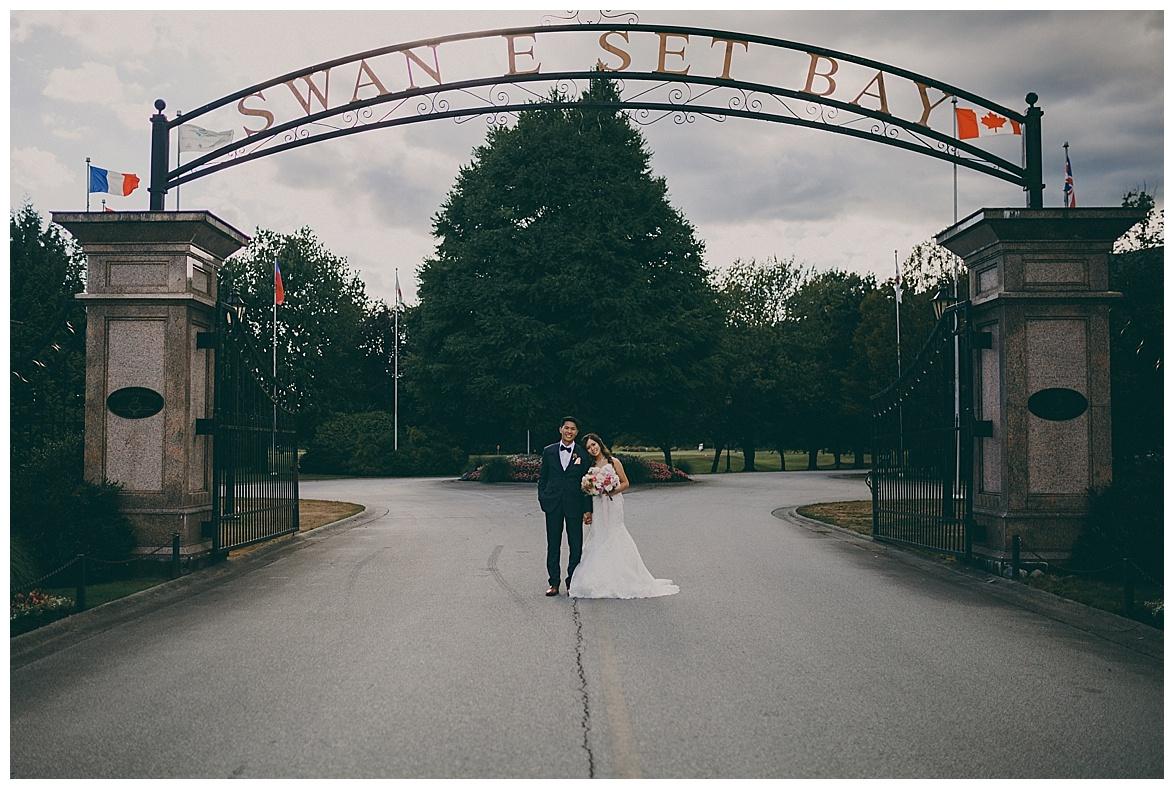 wedding at swaneset