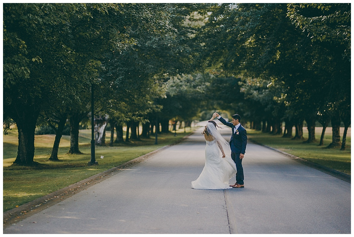 wedding at swaneset bay