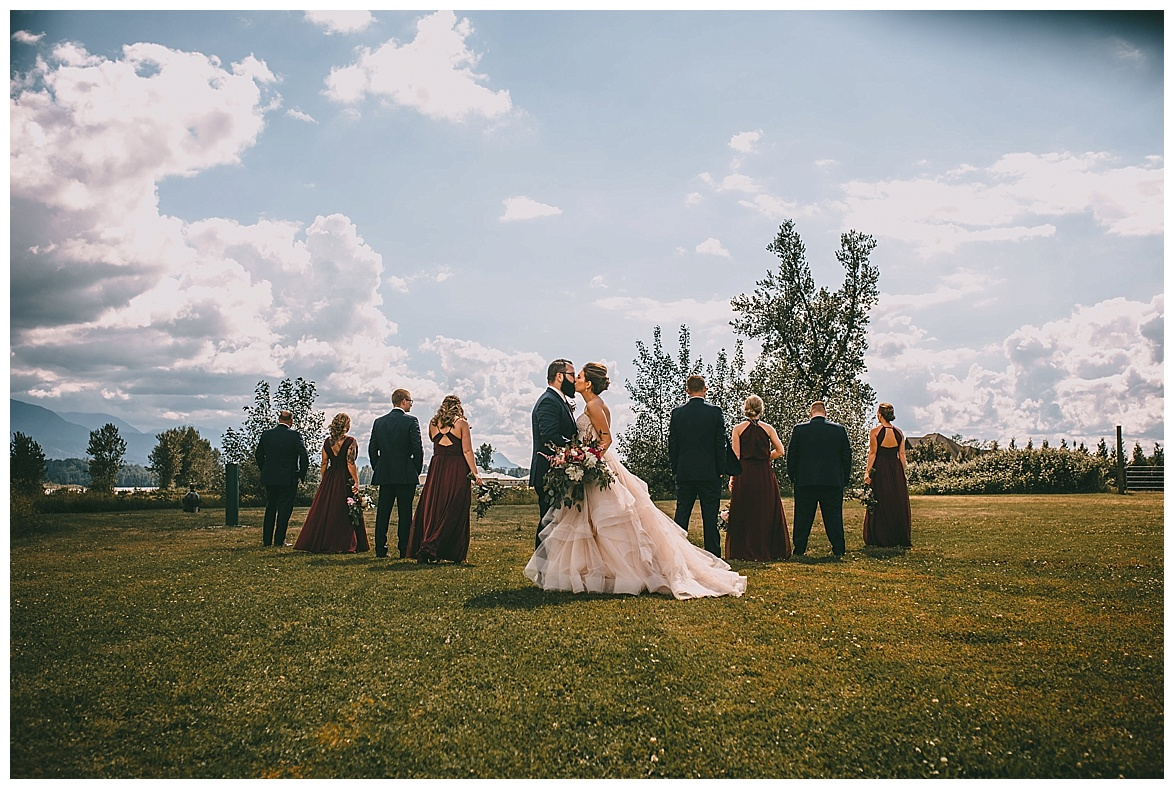 fraser river lodge wedding photography