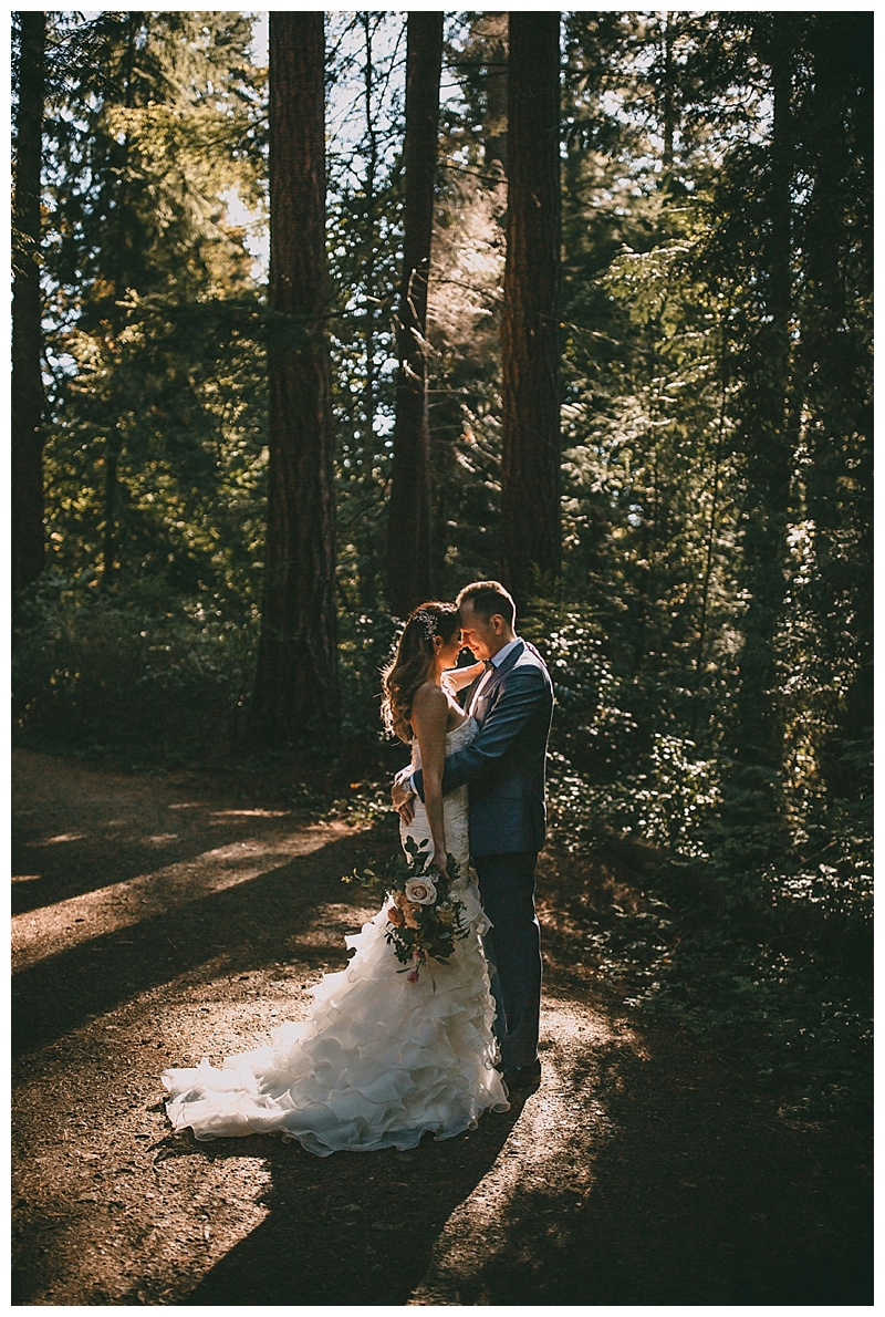 stanley park elopement photography