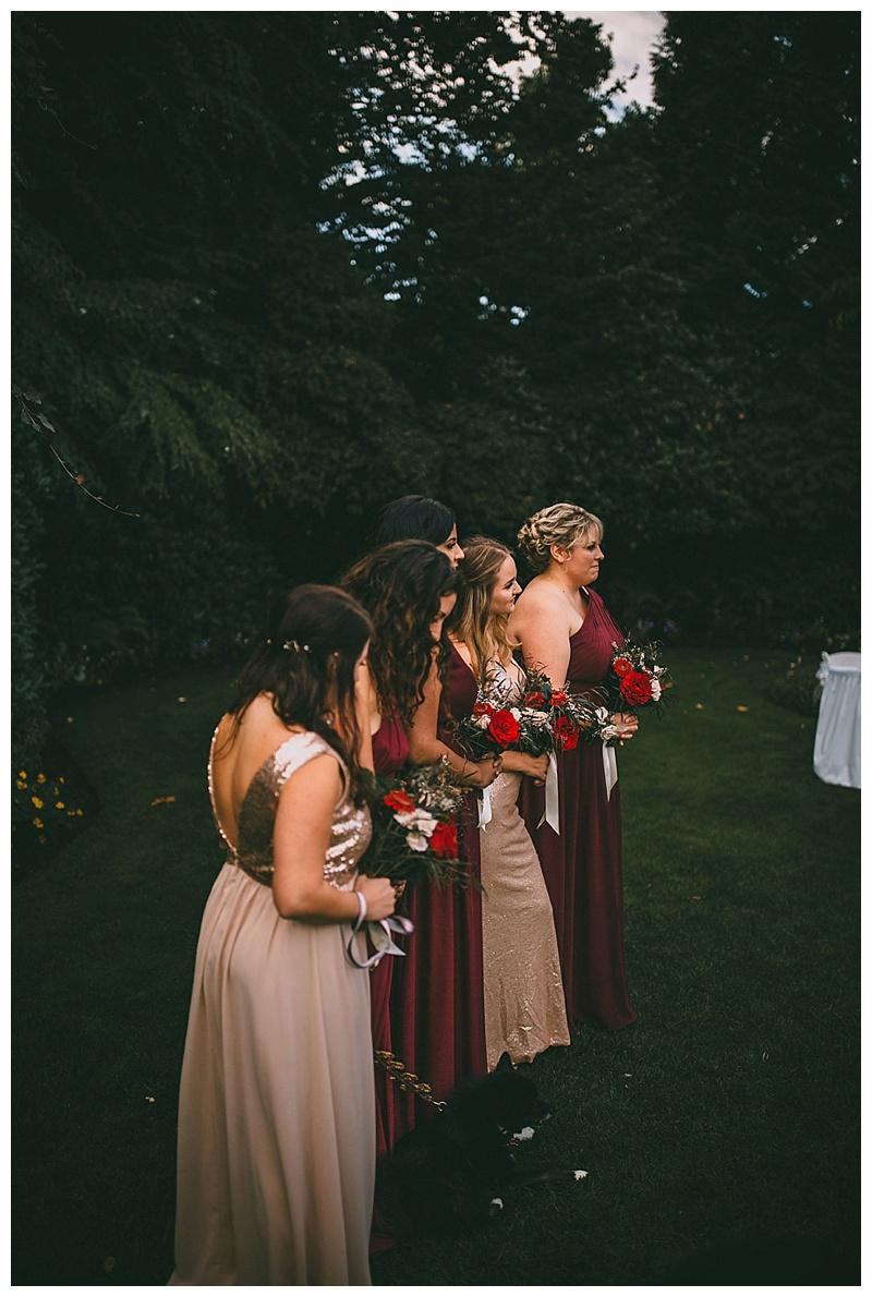 wedding at morgan creek