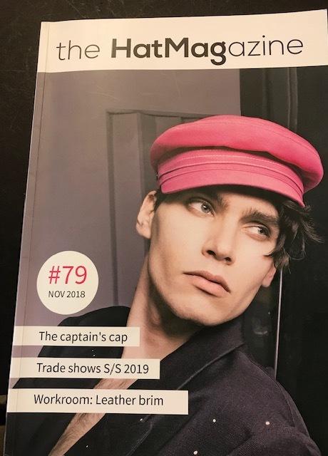 The magazine.