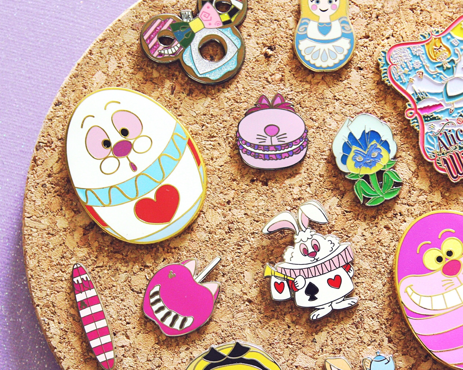 Pins & Patches -