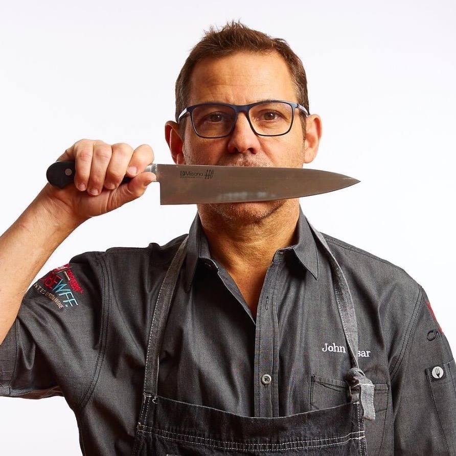 JOHN TESAR Knife | Dallas, TX