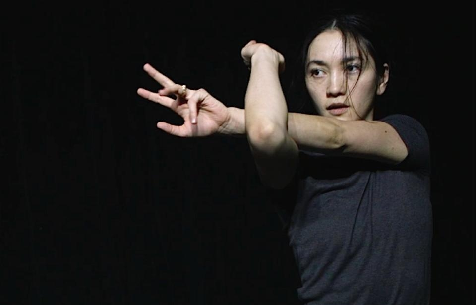 Erika Mitsuhashi - Erika Mitsuhashi is a dance and performance artist based out of Vancouver, British Columbia. She studied at Simon Fraser University School for the Contemporary Arts receiving a BFA (hons) in dance. Erika has interpreted the work of Justine A. Chambers, Robert Kitsos, Vanessa Goodman, Judith Garay, Katie DeVries and Daisy Thompson in festivals and platforms such as International Dance Day hosted by The Dance Center, Dance Allsorts, Dancing on the Edge, The Interplay Project, Vancouver International Dance Festival and Simon Fraser University masters showcase.As a choreographer, she has had her work presented locally and nationally by the Powell Street Festival, Toronto's PS:We are All Here, Surrey Art Gallery's InFlux,Shooting Gallery Performance Series and New Works's annual Season Launch. At this event Erika Mitsuhasi and Alexa Solveig Mardon performed together.