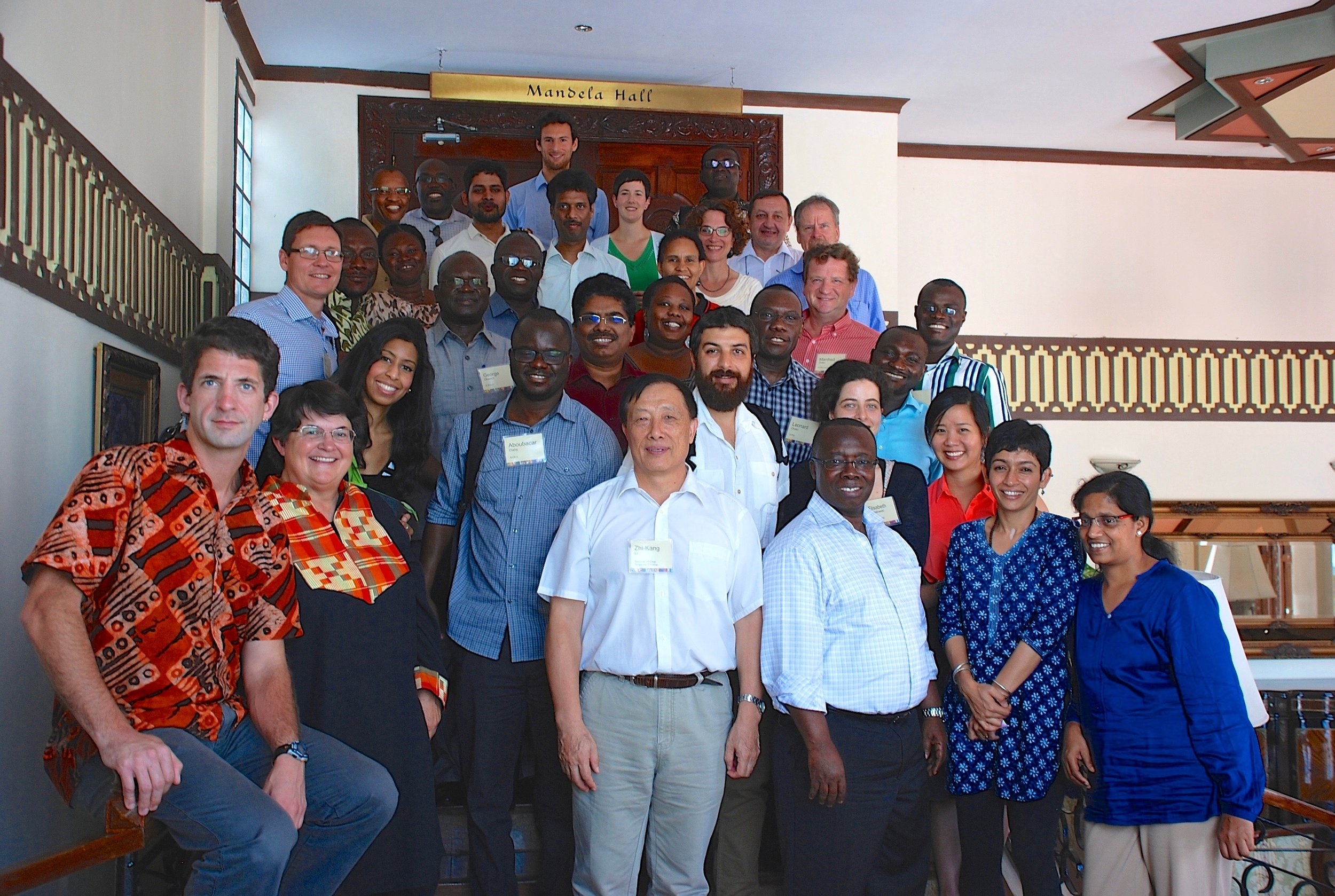 Bill & Melinda Gates Foundation convening facilitated by Schonfield Consulting in Tanzania.