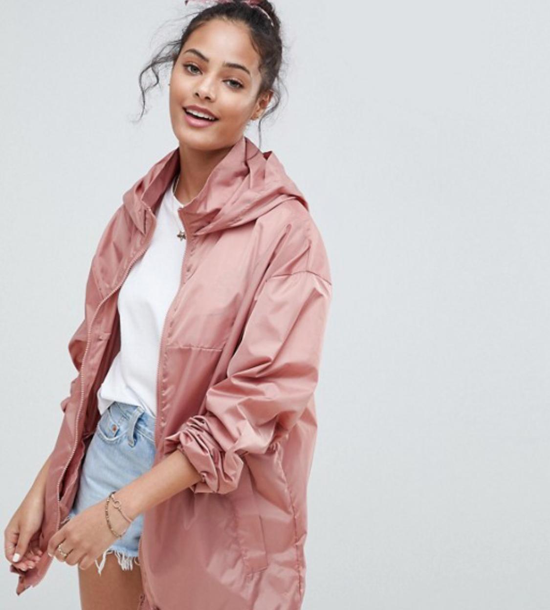 Rain Jacket 🧥