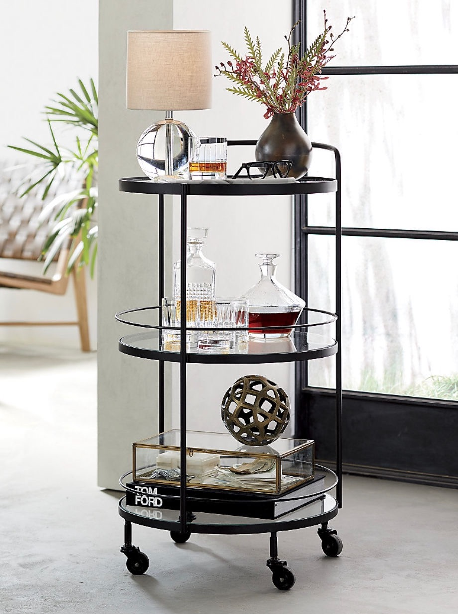 9 Pro Tips for Styling a Modern Bar Cart — MIDCITY DECOR