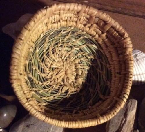 Coast Salish basketry
