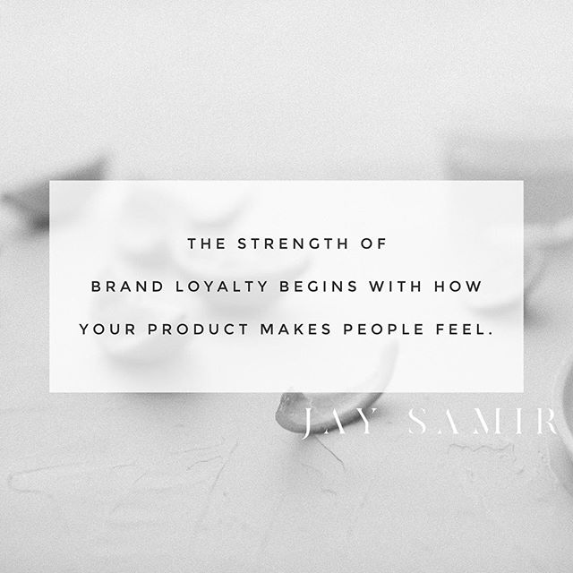 The strength of brand loyalty begins with how your product makes people feel. // Jay Samir ⠀⠀⠀⠀⠀⠀⠀⠀⠀ ⠀⠀⠀⠀⠀⠀⠀⠀⠀ ⠀⠀⠀⠀⠀⠀⠀⠀⠀ ⠀⠀⠀⠀⠀⠀⠀⠀⠀ ⠀⠀⠀⠀⠀⠀⠀⠀⠀ ⠀⠀⠀⠀⠀⠀⠀⠀⠀ ⠀⠀⠀⠀⠀⠀⠀⠀⠀ ⠀⠀⠀⠀⠀⠀⠀⠀⠀ #stockphoto #stockphotography #styledstock #stilllife #lifestyle #lifestylesstock #livethedream #branding #stockforbranding #elevateyourbusiness #theimagemakery #elevateyourbrand #pursuepretty #entrepreneur #creativentrepreneur #femalentrepreneur #creativebusiness #calledtobecreative #womeninbusiness #businessowner #lifestyleblogger  #onlinebusiness #flashesofdelight #artofslowliving #authenticbranding #brandbuilding #brandingstrategy #beautyblogger #brandingstrategist