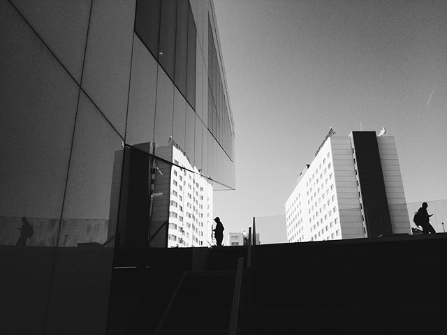 B&W or color?  Gdynia  #soyouwantapicture #iphoneography #killyourcity #travel #streetphotography #streetmobs  #shotzdelight #shoot2kill #igerspoland #ig_masterpiece #bnwphotography #bnw_captures #bwmasters