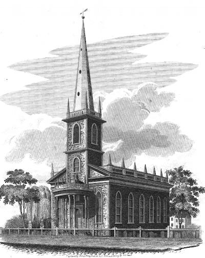 Second Trinity Church, Manhattan