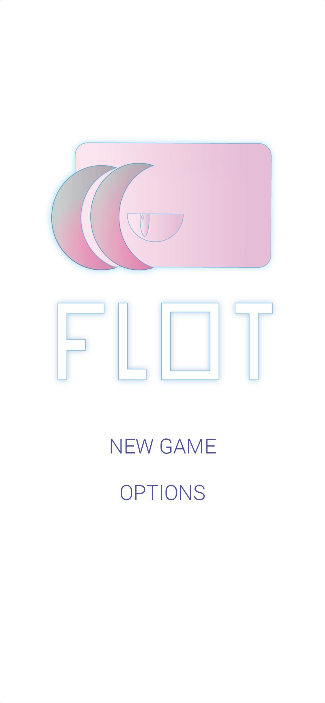 UI design for Flot prototype