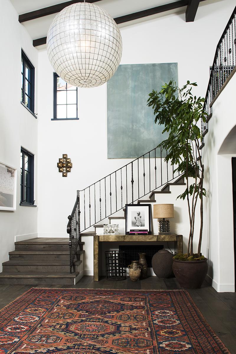 Interior by Alexander Design, photo by Jenn Crawley