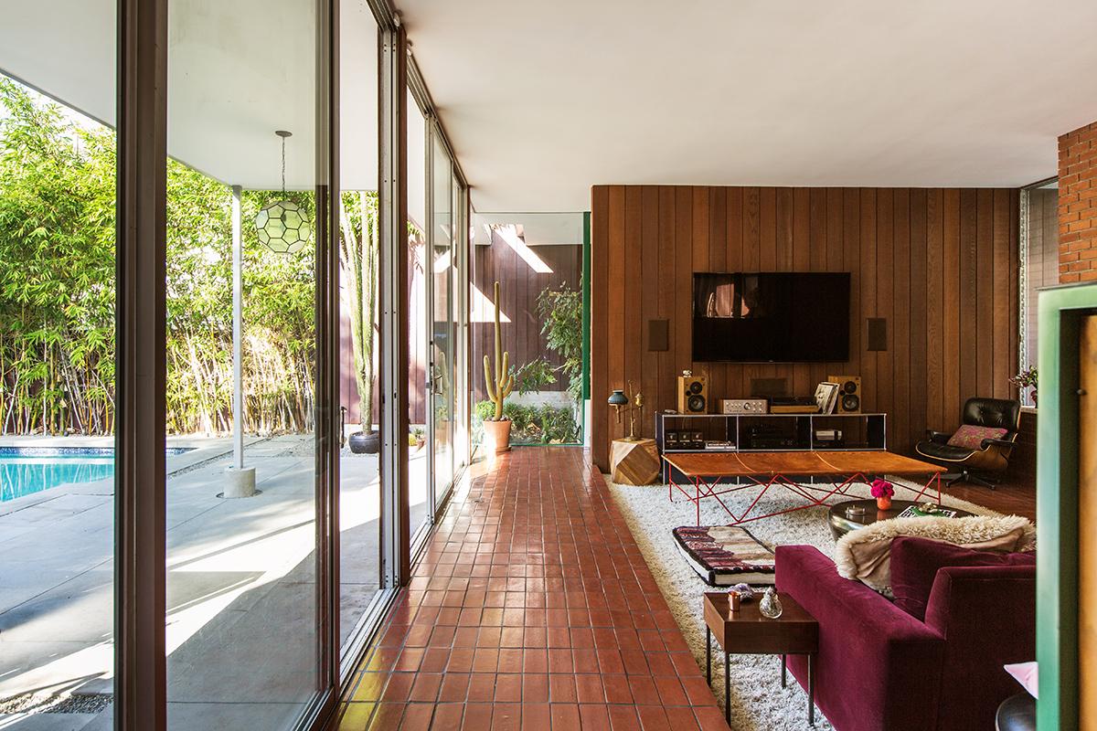 Interior by Reath Design, photo by Laure Joliet