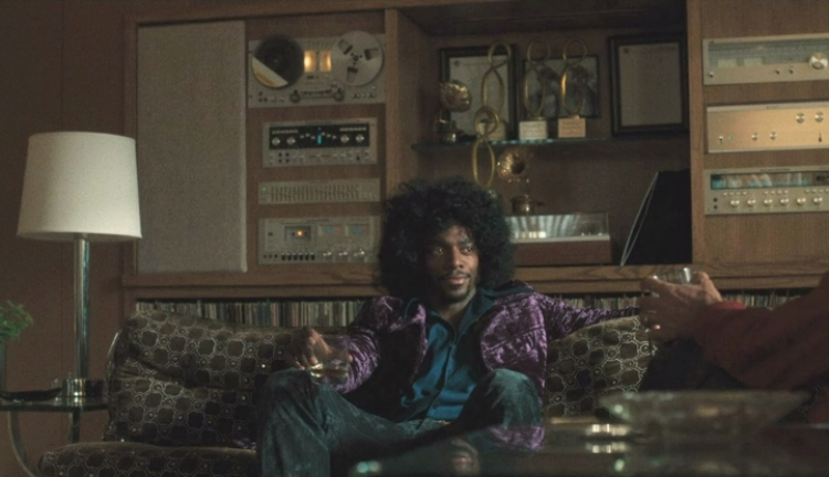 Have you watched the fabulous HBO series Vinyl? The sets are so authentic and earned the designer Bill Groom an Emmy Award.