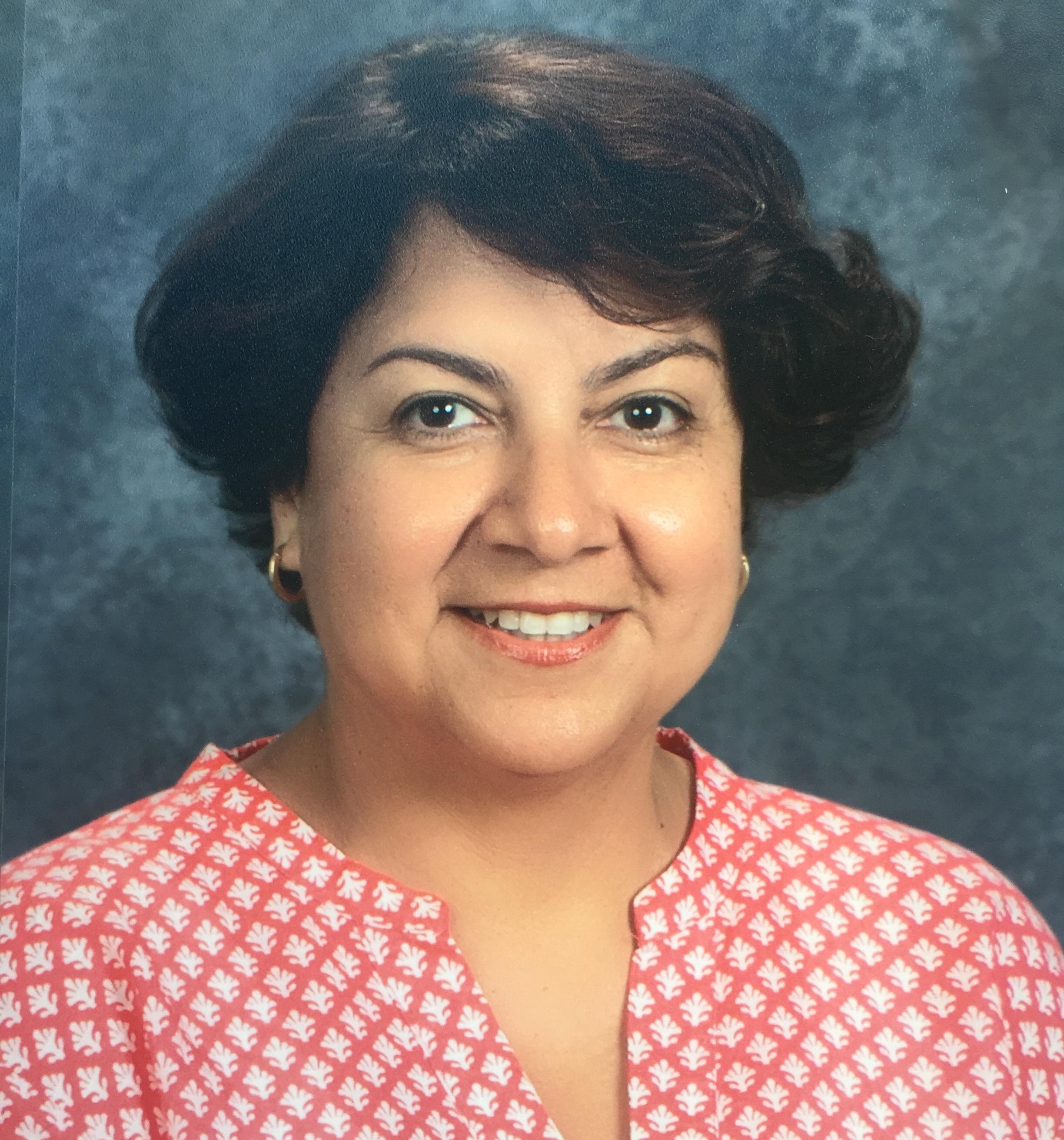 Griselda Benitez   Teacher