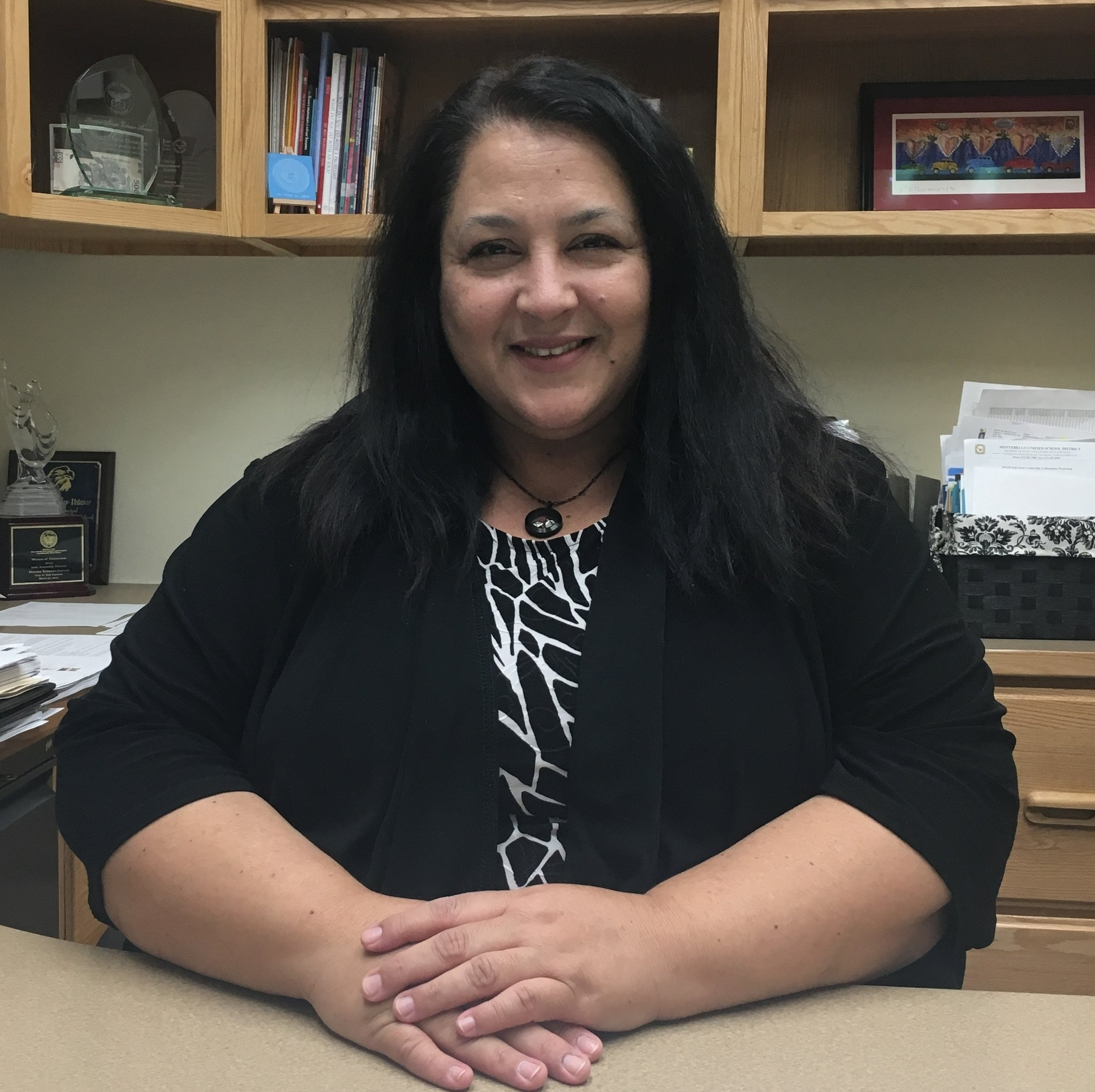 Norma Velasco-Aceves   Educator