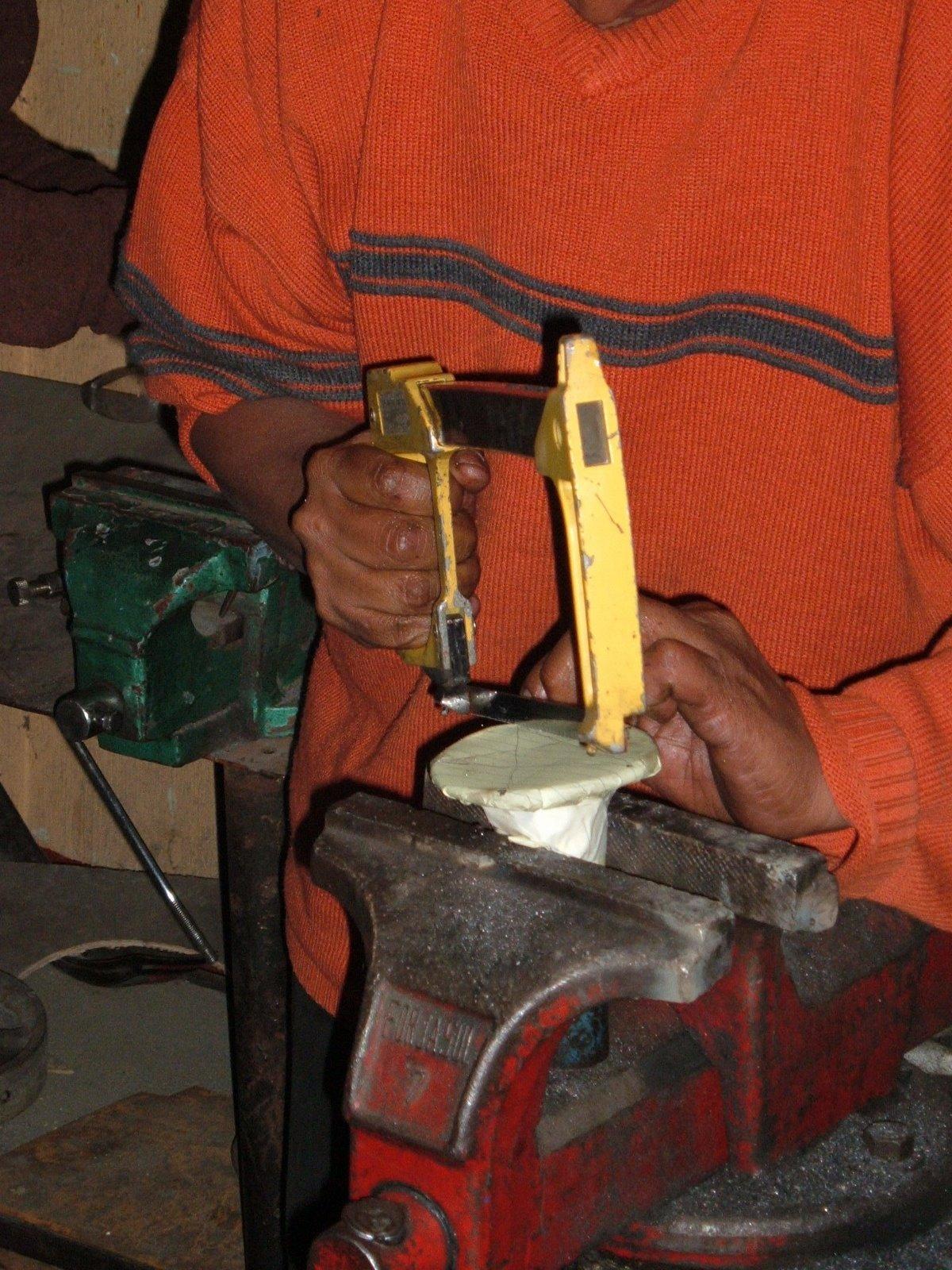 carlos marroquin metal shop