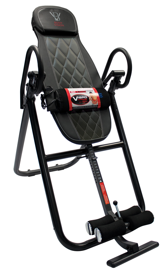 Deluxe Inversion Table Extreme Products Group