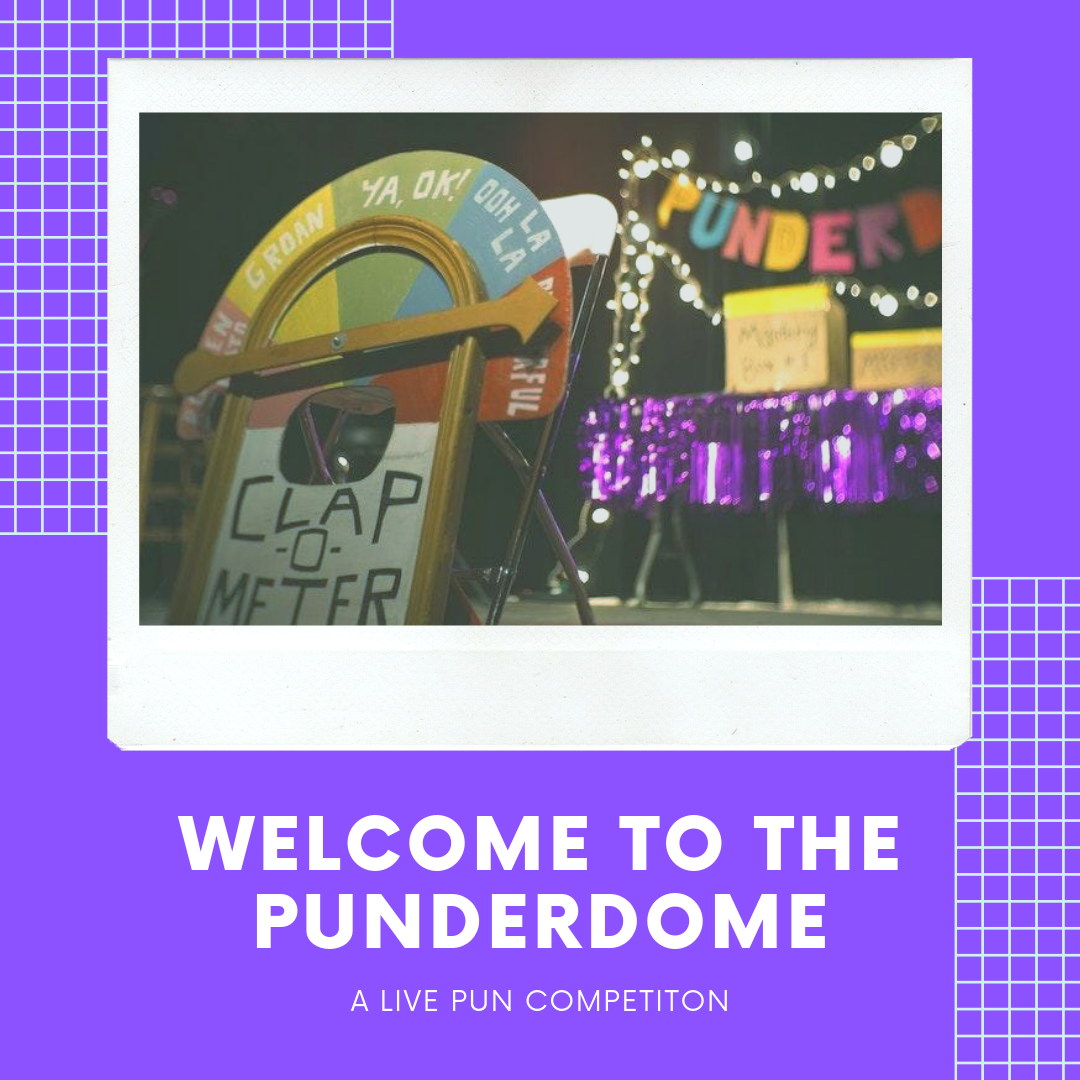 WELCOME TO THE PUNDERDOME.png