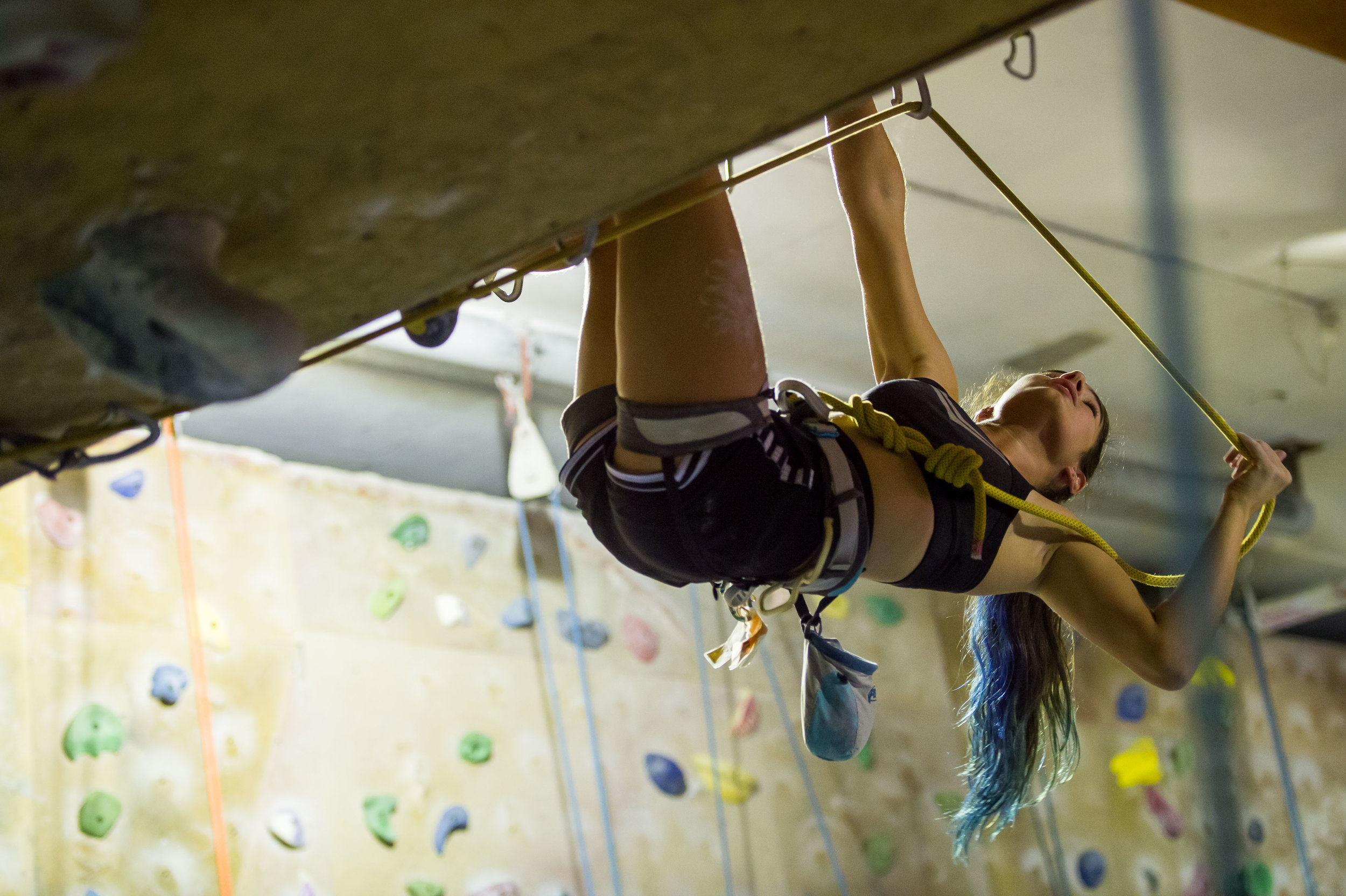 Ladies Social Climbing - WEEKLY - Tuesday Night at 6:30pmClimb with other ladies who are looking for adventure (and a chat). All levels welcome.Normal entry/membership applies.