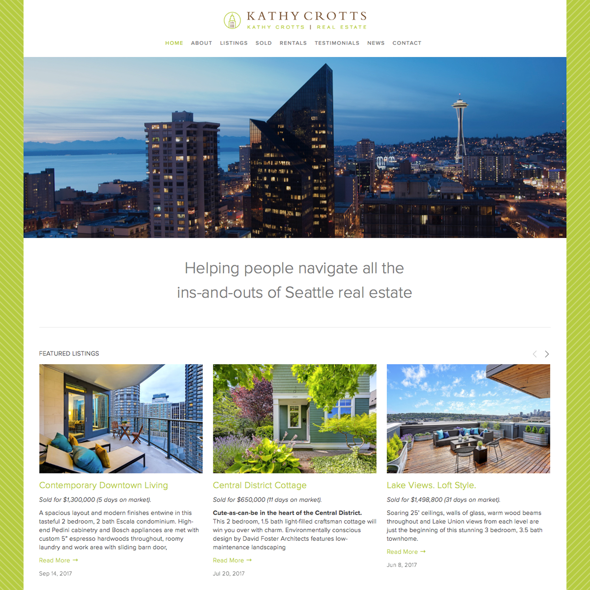 Kathy Crotts Real Estate