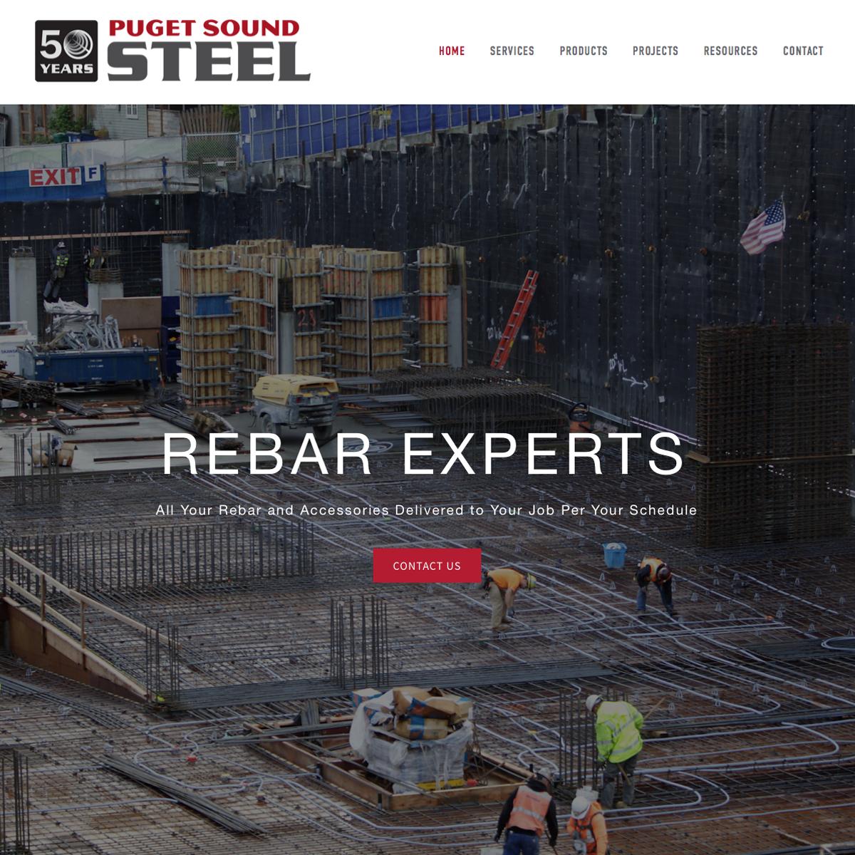 Puget Sound Steel